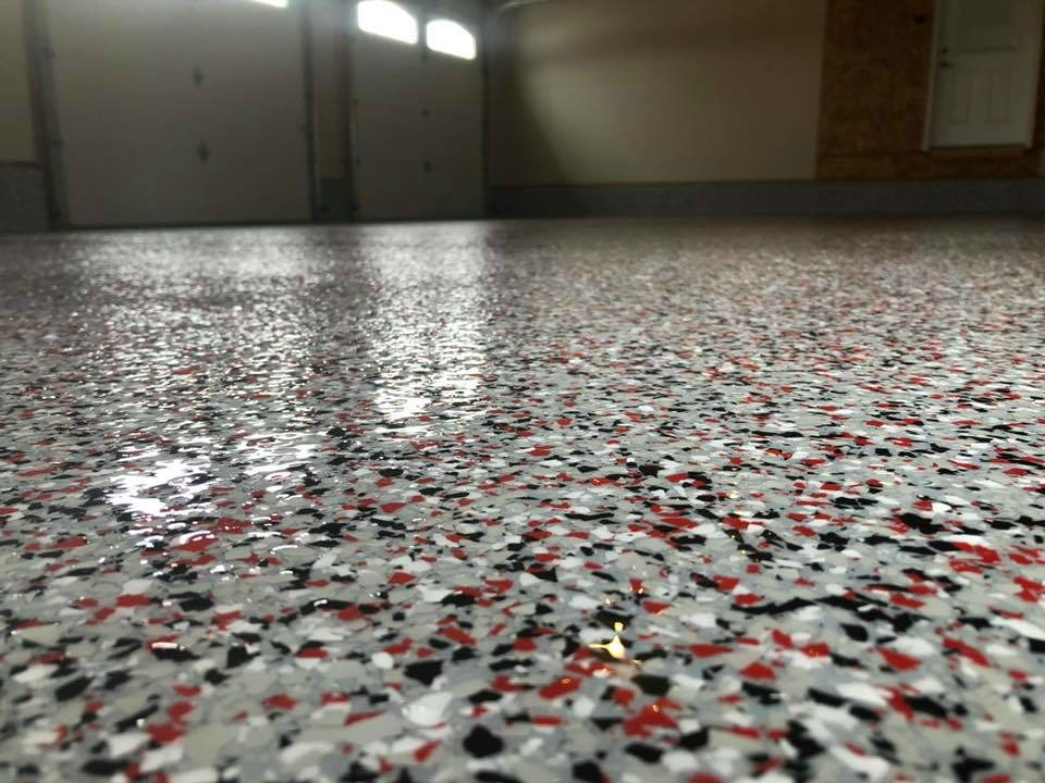 Garage Epoxy Flooring | Sugar land Texas