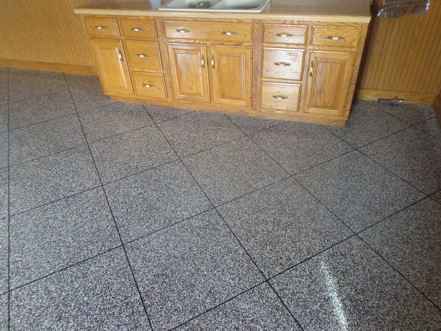 Garage Epoxy Flooring | Katy Texas